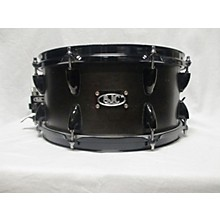 SJC Drums 6.5X13 DARK ROAST WALNUT SNARE Drum