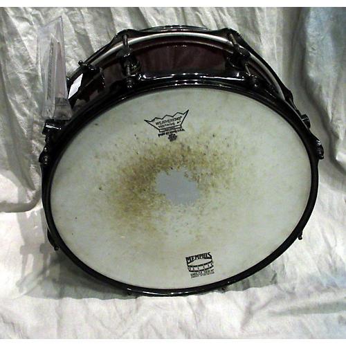 Spaun 6.5X13 RED ALUMINUM RED PEPPLE Drum