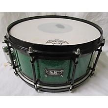 SJC 6.5X14 10 Ply Maple Snare Drum