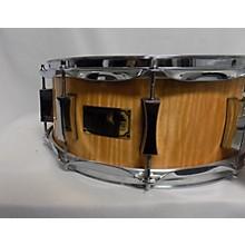Pork Pie USA 6.5X14 6.5 X14 Flamed Maple Snare Drum Drum