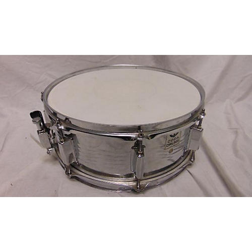 CODA Drums 6.5X14 6.5X14 14in Snare Chrome Drum