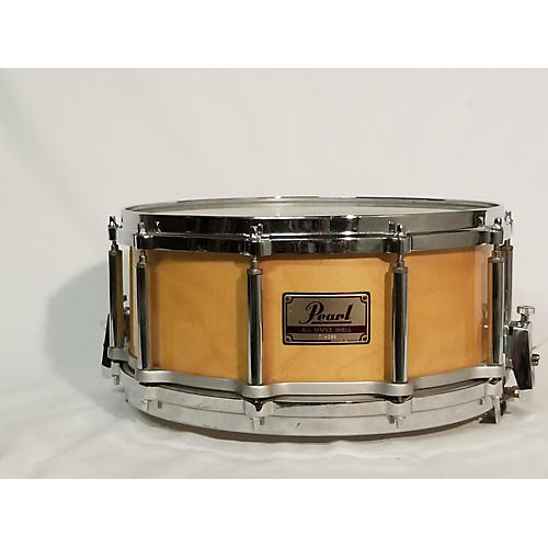 Pearl 6.5X14 All Maple Shell Drum