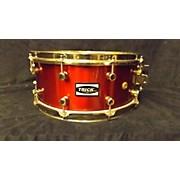 Trick 6.5X14 Aluminum Snare Drum Drum