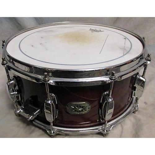Tama 6.5X14 Artwood Snare Drum Mahogany 15