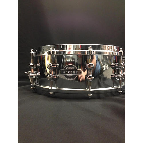 Sonor 6.5X14 Ascent Steel Snare Drum-thumbnail