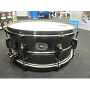 Tama 6.5X14 BLACK NICKEL PLATED SNARE Drum