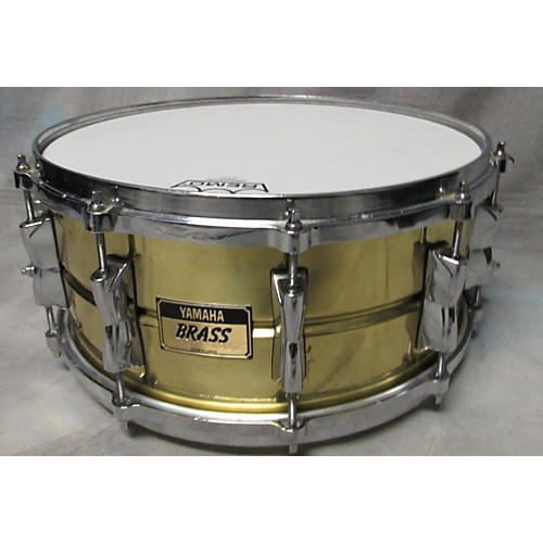 Yamaha 6.5X14 BRASS Drum