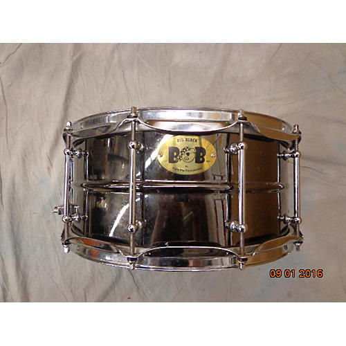 Pork Pie 6.5X14 Big Black Drum-thumbnail