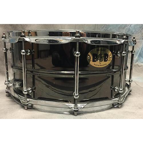 Pork Pie 6.5X14 Big Black Drum-thumbnail