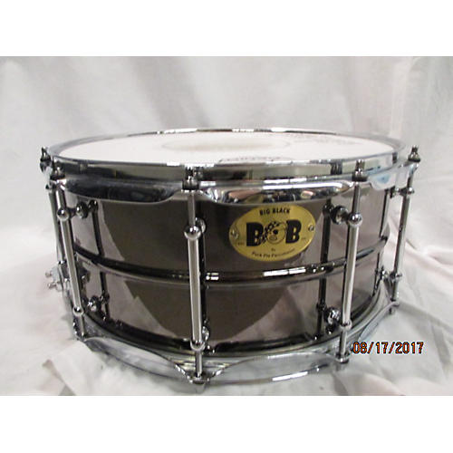 Pork Pie 6.5X14 Big Black Snare Drum-thumbnail