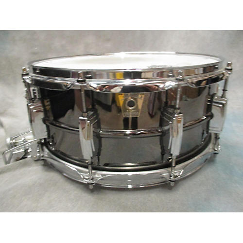 Ludwig 6.5X14 Black Beauty Snare Drum-thumbnail