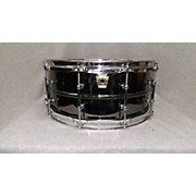 Ludwig 6.5X14 Black Beauty Snare Drum