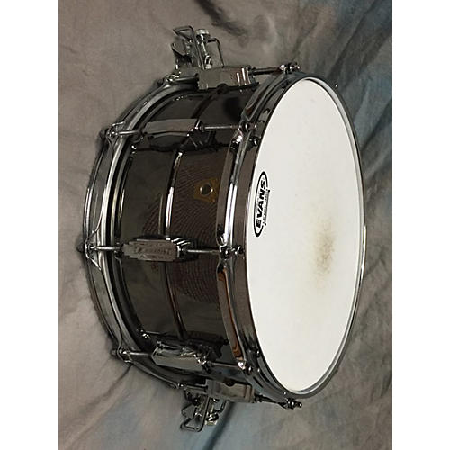 Ludwig 6.5X14 Black Beauty Super-Sensitive Snare Drum