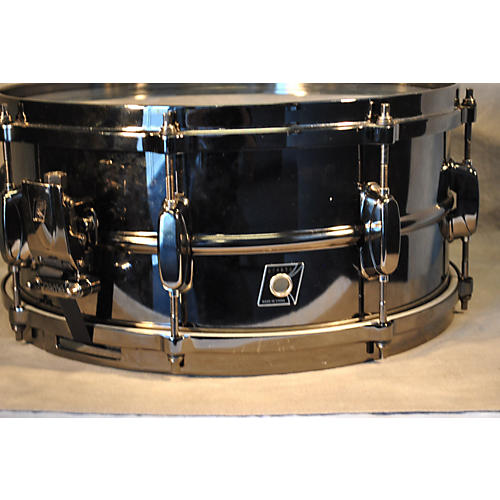 Tama 6.5X14 Black Chrome And Nickel Plated Snare Drum
