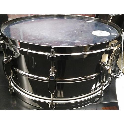 Tama 6.5X14 Black Nickel Plated Snare Drum
