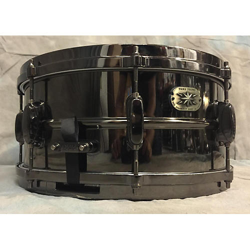 Tama 6.5X14 Black Nickel Snare Drum