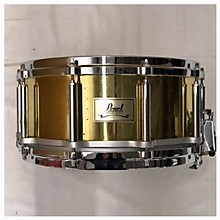 Pearl 6.5X14 Brass Free Floater Drum