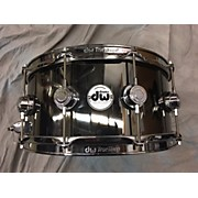 DW 6.5X14 Brass Snare Drum