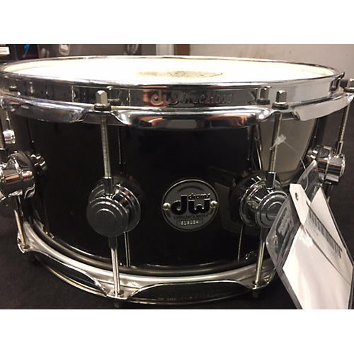 DW 6.5X14 Collector's Series Brass Drum Black 15