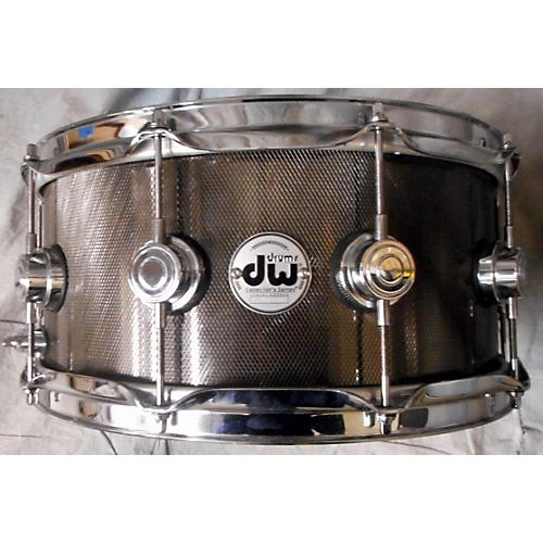 DW 6.5X14 Collector's Series Knurled Steel Drum-thumbnail