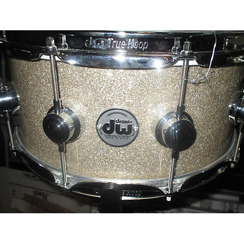 DW 6.5X14 Collector's Series Maple Snare Drum