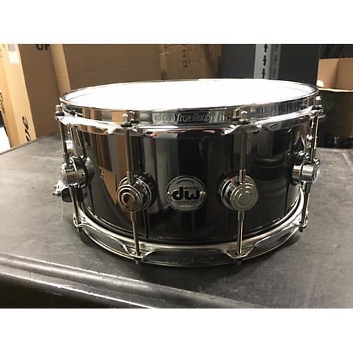 DW 6.5X14 Collector's Series Metal Snare Drum-thumbnail