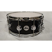 DW 6.5X14 Collector's Series Satin Oil Snare Drum