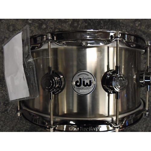 DW 6.5X14 Collector's Series Titanium Drum