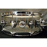 DW 6.5X14 Design Series Acrylic Snare Drum