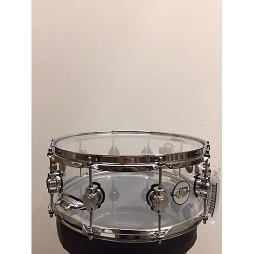 DW 6.5X14 Design Series Acrylic Snare Drum-thumbnail