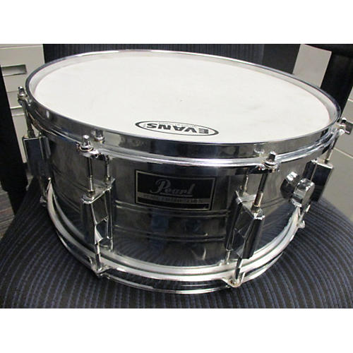 Pearl 6.5X14 Export Snare Drum Chrome 15