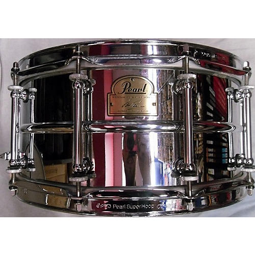 Pearl 6.5X14 Ian Paice Signature Snare Drum-thumbnail