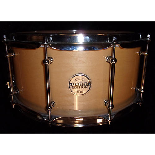 PDP by DW 6.5X14 LIMITED EDITION LTD SNARE 20-PLY MAPLE Drum-thumbnail