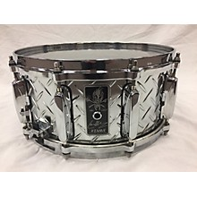 Tama 6.5X14 Lars Ulrich Steel Drum