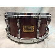 Pearl 6.5X14 Mahogany Classic Limited Edition Drum