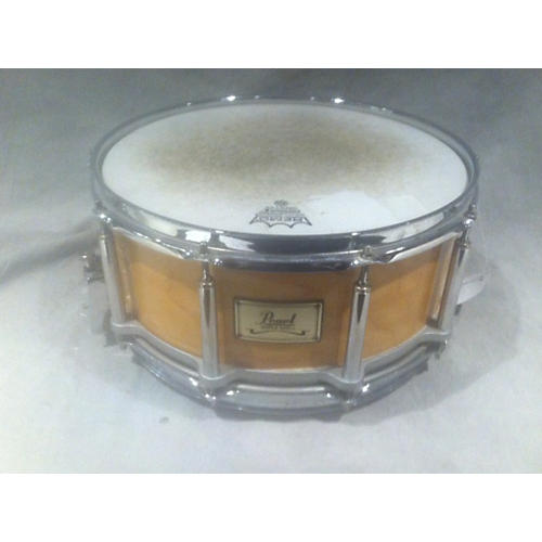 Pearl 6.5X14 Maple Snare Drum