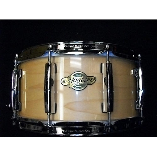 Pearl 6.5X14 Masters MCX Series Snare Drum Natural 15