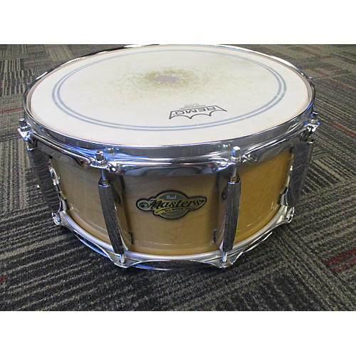 Pearl 6.5X14 Masters SST All Maple Drum