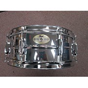 Pearl 6.5X14 Mirror Chrome Snare Drum