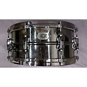 Tama 6.5X14 NICKLE PLATED Drum