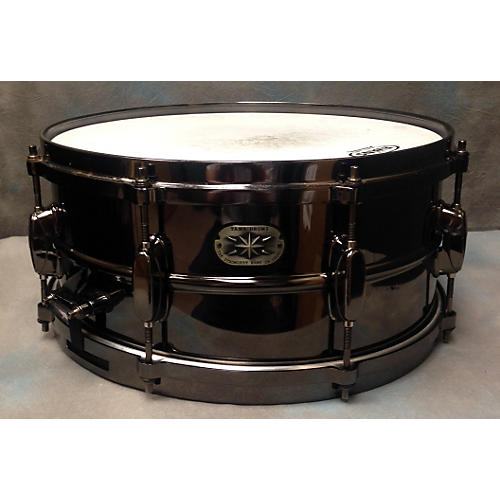 Tama 6.5X14 Nickel Plated Snare Drum-thumbnail