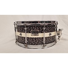 ShineCustomDrums& Percussion 6.5X14 Paisley Snare Drum