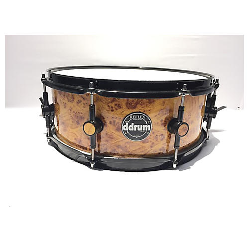 used ddrum 6 5x14 reflex snare drum mappa brul 15 guitar center. Black Bedroom Furniture Sets. Home Design Ideas