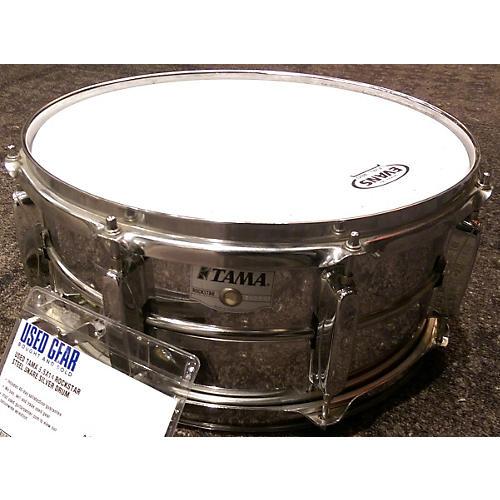 Tama 6.5X14 Rockstar Steel Snare Drum