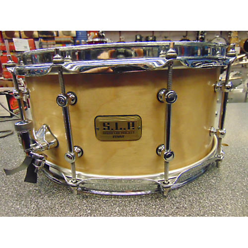 Tama 6.5X14 S.L.P Figured Maple Drum