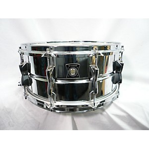 Pre-owned Yamaha 6.5X14 SD3465 STEEL SNARE DRUM Drum by Yamaha