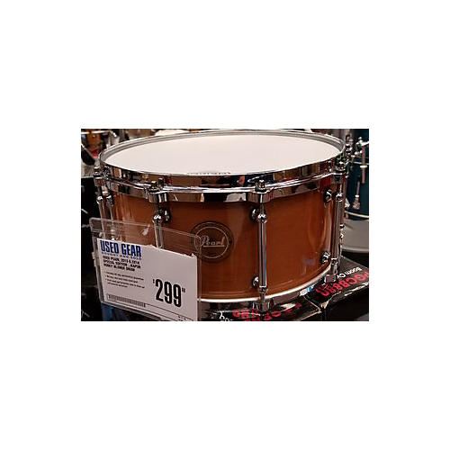Pearl 6.5X14 SPECIAL EDITION ..KAPUR Drum