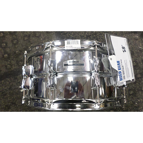 Yamaha 6.5X14 Sd266 Steel Snare Drum  15