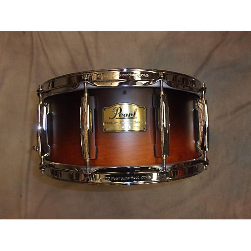 Pearl 6.5X14 Session Studio Classic Snare Drum-thumbnail