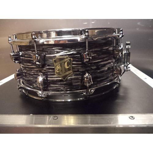 SJC 6.5X14 Snare Drum Ebony 15